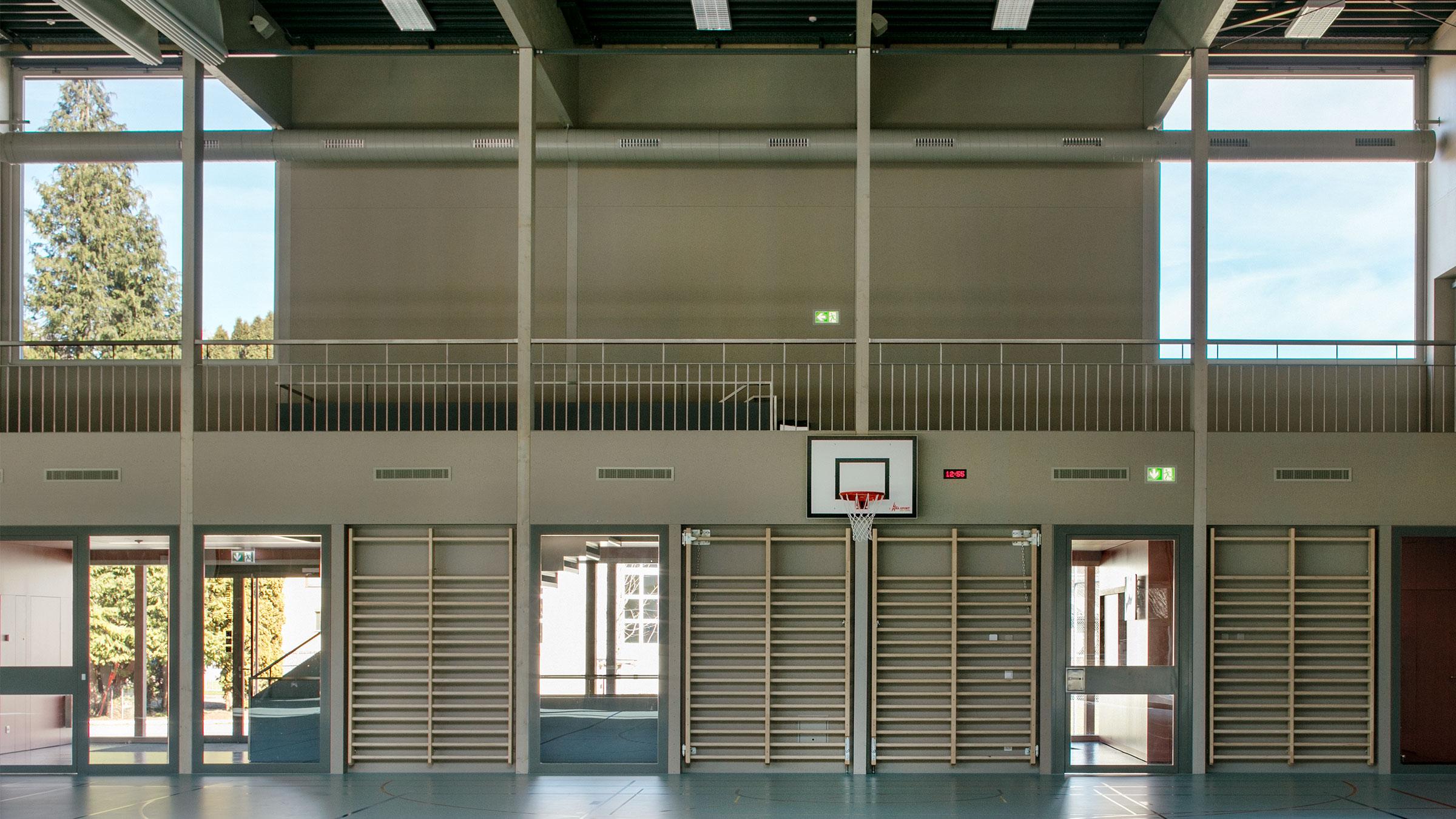 Mehrzweckhalle Kollbrunn