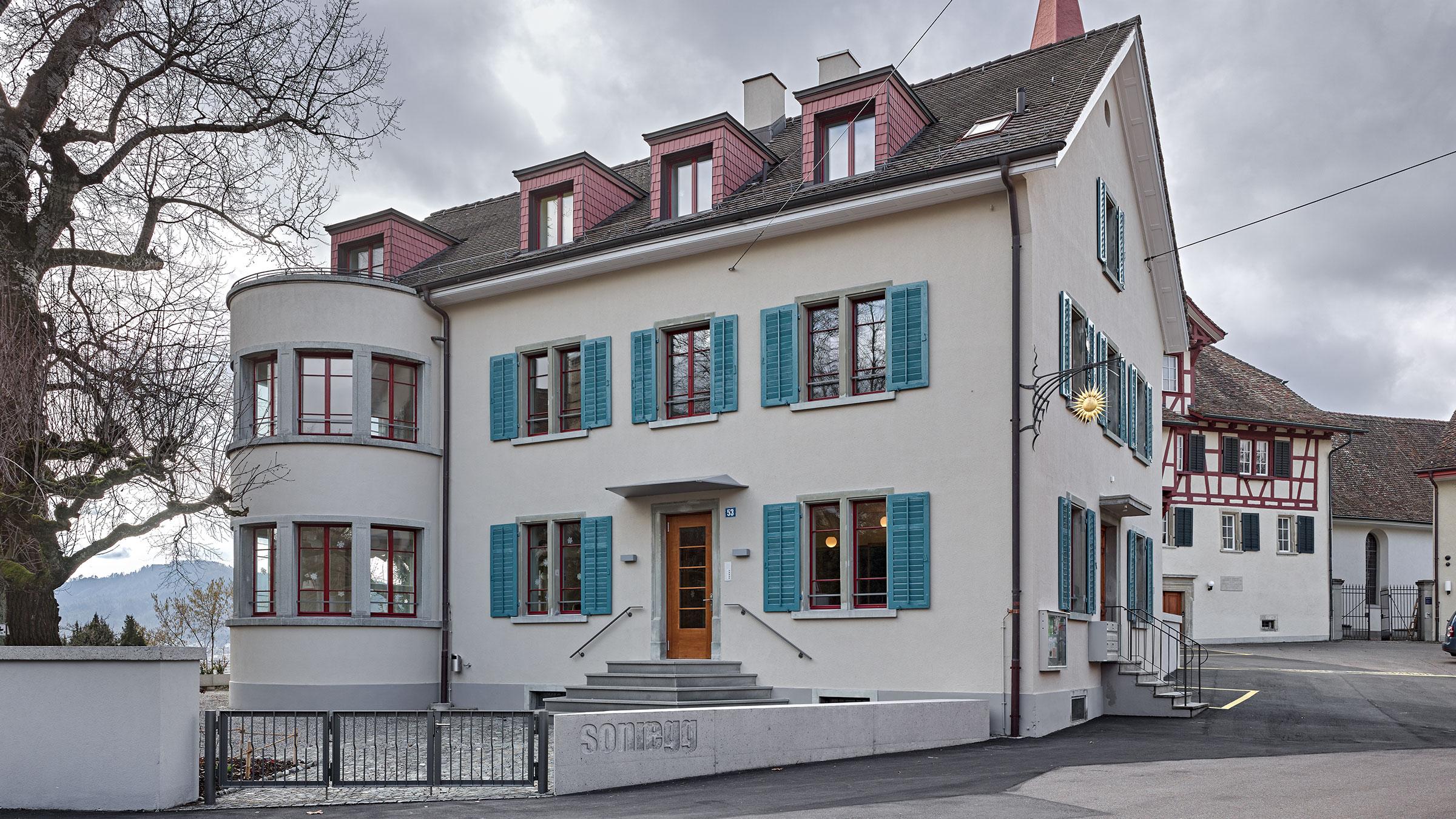 Sonnegg Zürich-Höngg