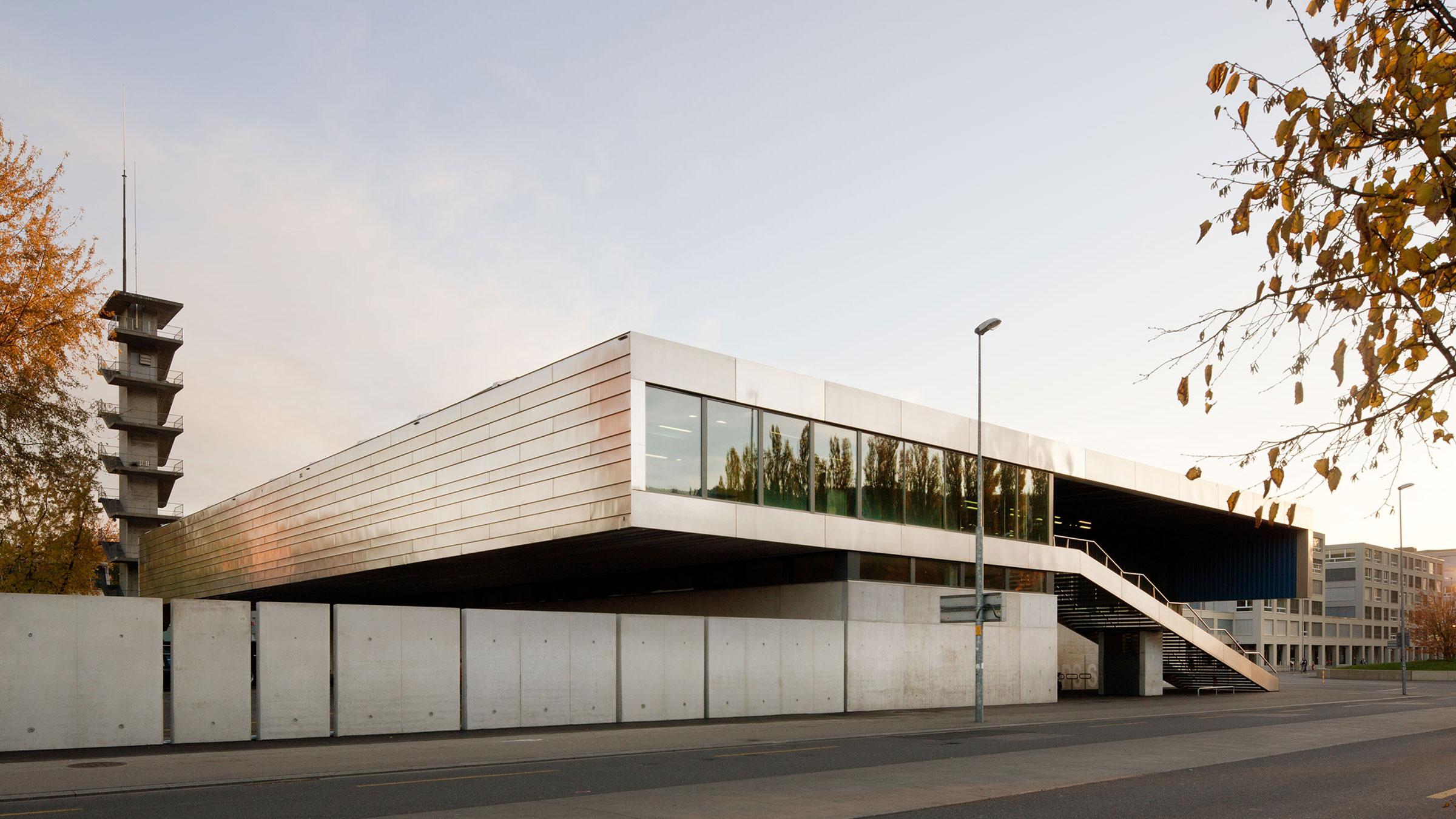 Sporthalle Esplanade Biel