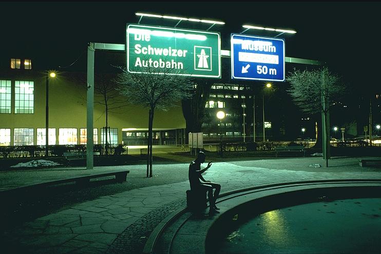 Titelbild - Die Schweizer Autobahn Ausstellung